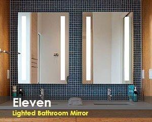 Eleven Bathroom Lighted Mirror