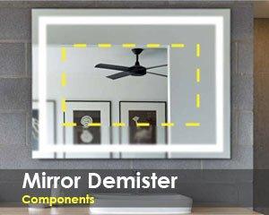 Mirror Demister