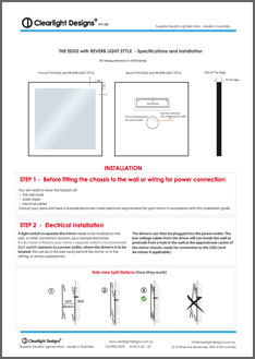 Sepcs and Install Guide